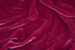 Veludo vermelho Imagem de Stock