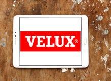 Velux logo Stock Photo
