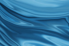Velvet. Abstract background blue Stock Image