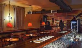 Velvet Cafe Stock Image