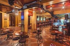 Velvet Cafe Royalty Free Stock Image