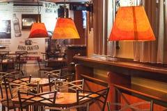 Velvet Cafe Royalty Free Stock Images