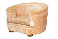 Velvet chair Royalty Free Stock Images