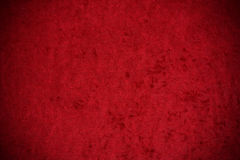 Velvet: Crushed Red Velvet Background Stock Image