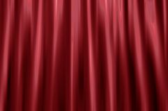 Velvet curtain blur Royalty Free Stock Photography