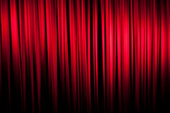 The Velvet Curtain Series Royalty Free Stock Image