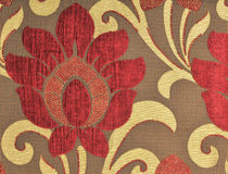 Velvet fabric Royalty Free Stock Photography