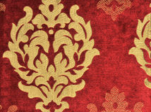 Velvet fabric Royalty Free Stock Images