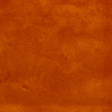 Velvet fabric texture. The Velvet fabric texture in orange color. Square shape Royalty Free Stock Photos