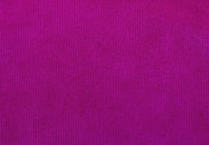 Velvet fabric texture, red, for backgrounds Royalty Free Stock Images