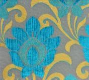 Velvet fabric wallpaper Royalty Free Stock Photography