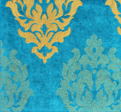 Velvet fabric wallpaper Royalty Free Stock Images