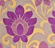 Velvet fabric wallpaper Stock Photos