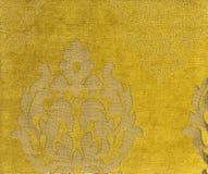 Velvet fabric wallpaper Royalty Free Stock Image