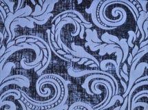 Velvet fabric wallpaper Stock Image