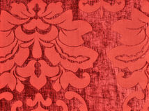 Velvet fabric wallpaper Stock Images