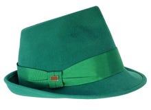 Velvet hat Stock Photography