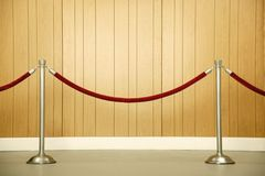 Velvet Rope Royalty Free Stock Images