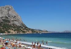 The velvet season in Crimea Royalty Free Stock Image