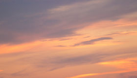 Velvet sky background Royalty Free Stock Photography