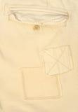 Velveteen trousers Royalty Free Stock Image