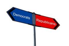 Vem bör jag rösta för? Arkivfoton
