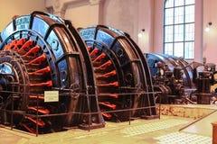 Vemork, museo noruego de los trabajadores industriales Fotografía de archivo libre de regalías