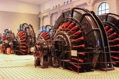 Vemork, museo noruego de los trabajadores industriales Fotografía de archivo