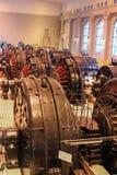 Vemork, museo noruego de los trabajadores industriales Imagenes de archivo