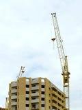 vena alta di costruzione di aumento Fotografie Stock