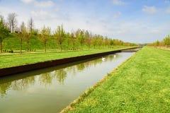 Venaria garden Stock Images