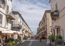 Venaria high street Stock Photos