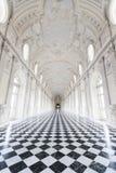 Venaria, Italia - 27 giugno 2014: Reggia di Venaria Reale fotografia stock