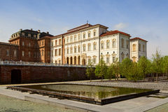 Venaria palace Royalty Free Stock Photos