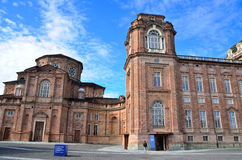 Venaria, real, turin, italy Stock Images