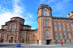 Venaria, real, turin, italy Royalty Free Stock Photo
