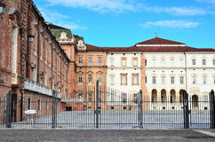 Venaria, real, turin, italy Royalty Free Stock Photos
