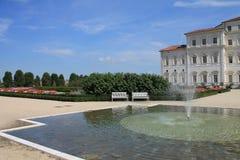 Venaria Reale στην Ιταλία στοκ εικόνα