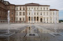Venaria Reale Royalty Free Stock Photos