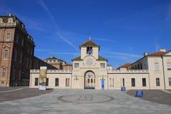 Venaria Reale in Italia fotografie stock