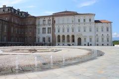 Venaria Reale in Italia fotografia stock