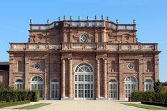 Venaria Reale Palace in Torino ITALY Royalty Free Stock Photography