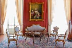 Venaria reale, royal house Stock Photos