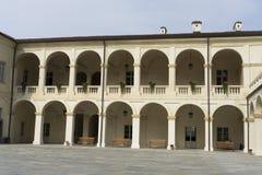 Venaria reale torino. Royal palace of venaria reale in torino Stock Photo