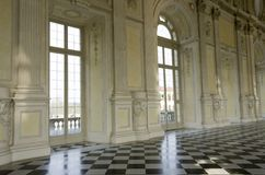 Venaria reale torino Stock Photo