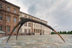 Venaria Reale, Torino, Italia Immagine Stock Libera da Diritti