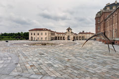 Venaria Reale, Turin, Itália Foto de Stock