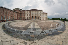 Venaria Reale, Turin, Italy Royalty Free Stock Images