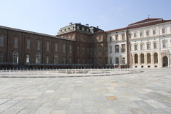 Venaria Royal Palace Stock Photo