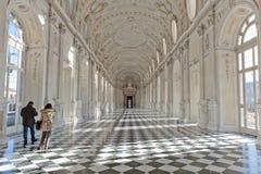 VENARIA ROYAL PALACE Lizenzfreie Stockfotografie